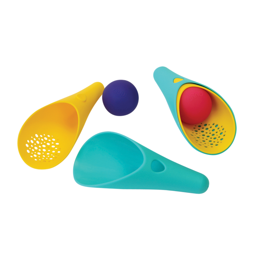 Cuppi Beach and Bath Scoop Set