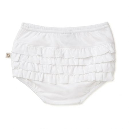 Marquise Soft Cotton Ruffle Bum Bloomers