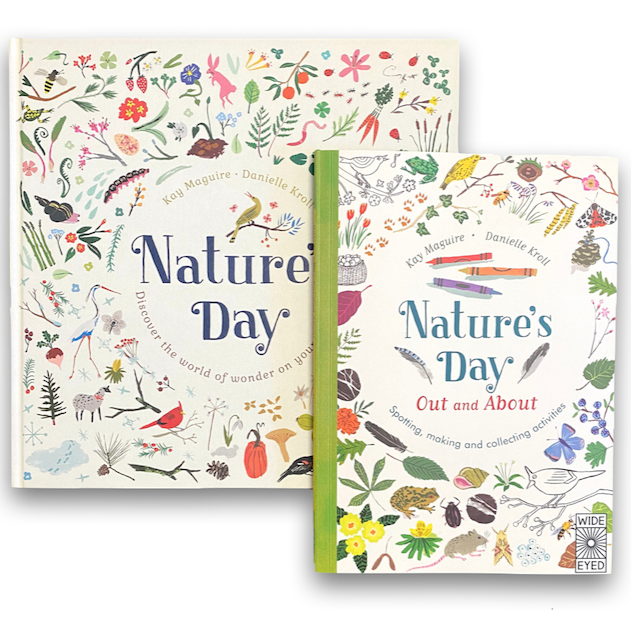 Natures Day- Bundle Set (Nature's Day & Nature's Day Out & About)