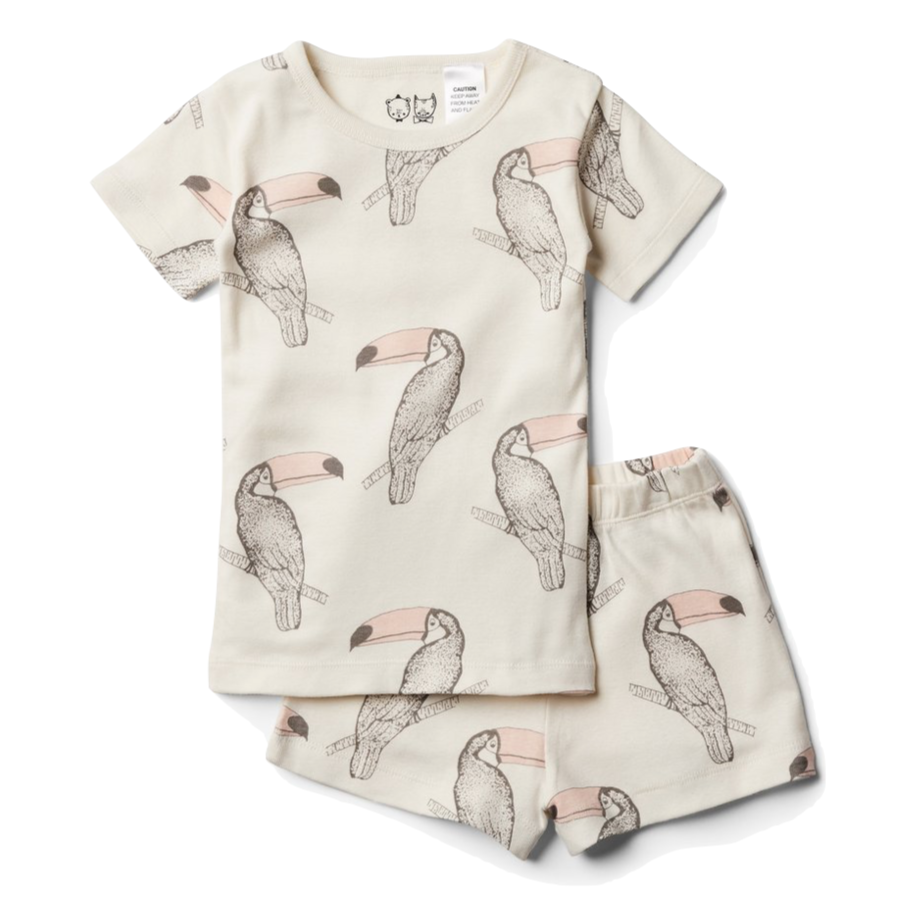 Kids_organic_summer_pjs_toucan