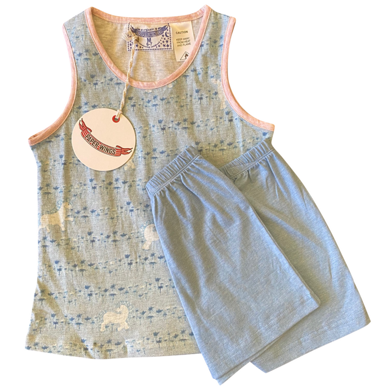 Acorn Summer Romper - Golden Days