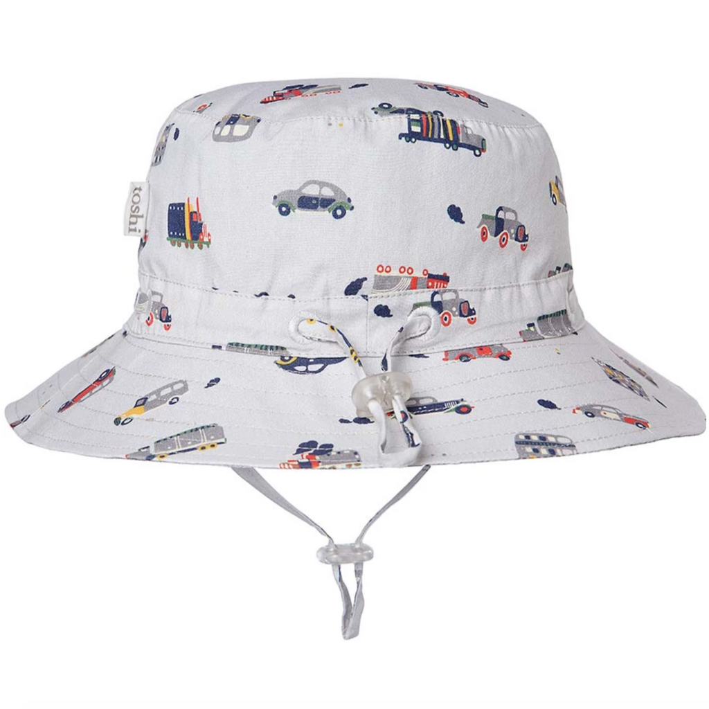 Toshi Sunhat- Storytime Toot Toot