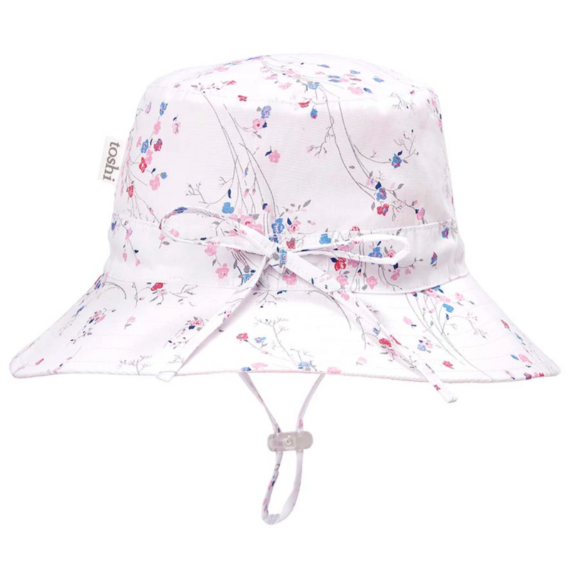 Toshi Sunhat - Floral Willow