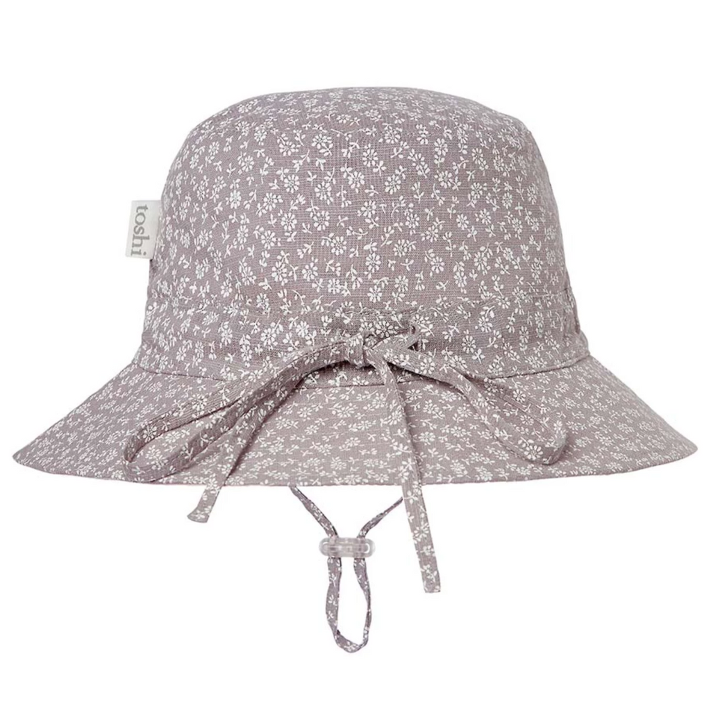 Toshi Sunhat- Mae Silver (Last one- Large)