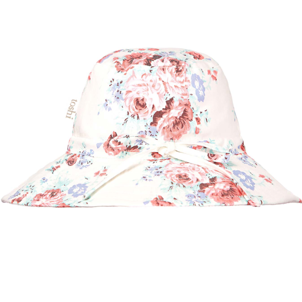 Toshi Sunhat - Beach Tropicana Lilly