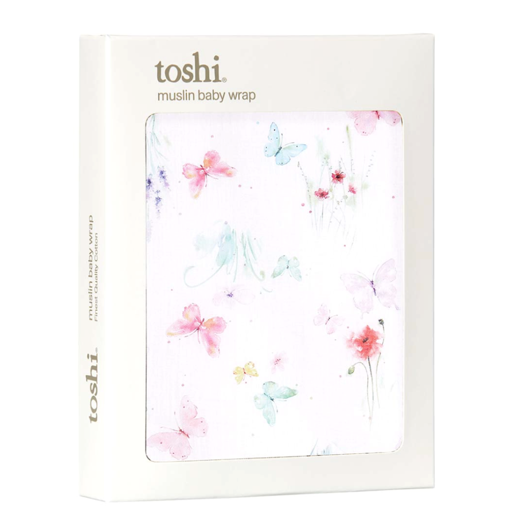 Toshi Wrap Muslin - Lucille