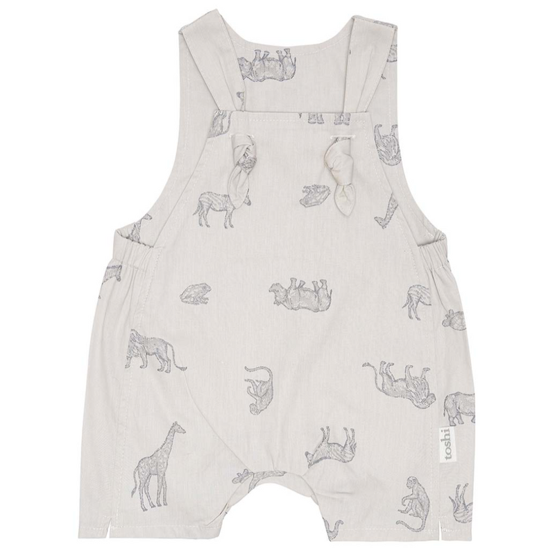"""Petit Floral"" Paper Wings Organic Singlet PJ Set- Girls 4/5 Yrs"