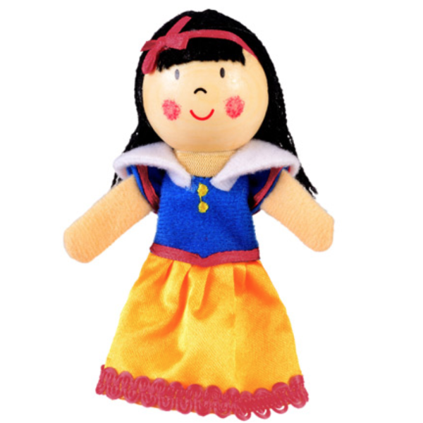 Finger Puppet - Snow White