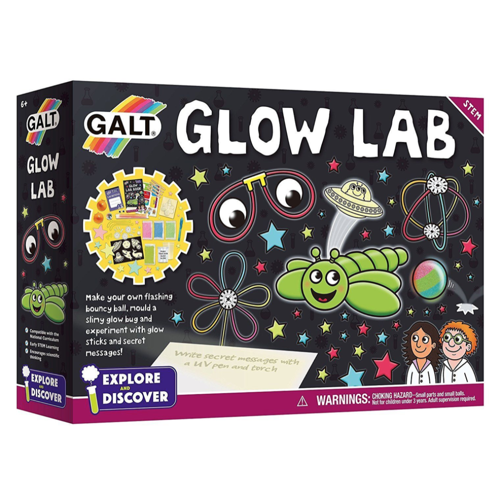 Galt Glow Lab Kit - STEM