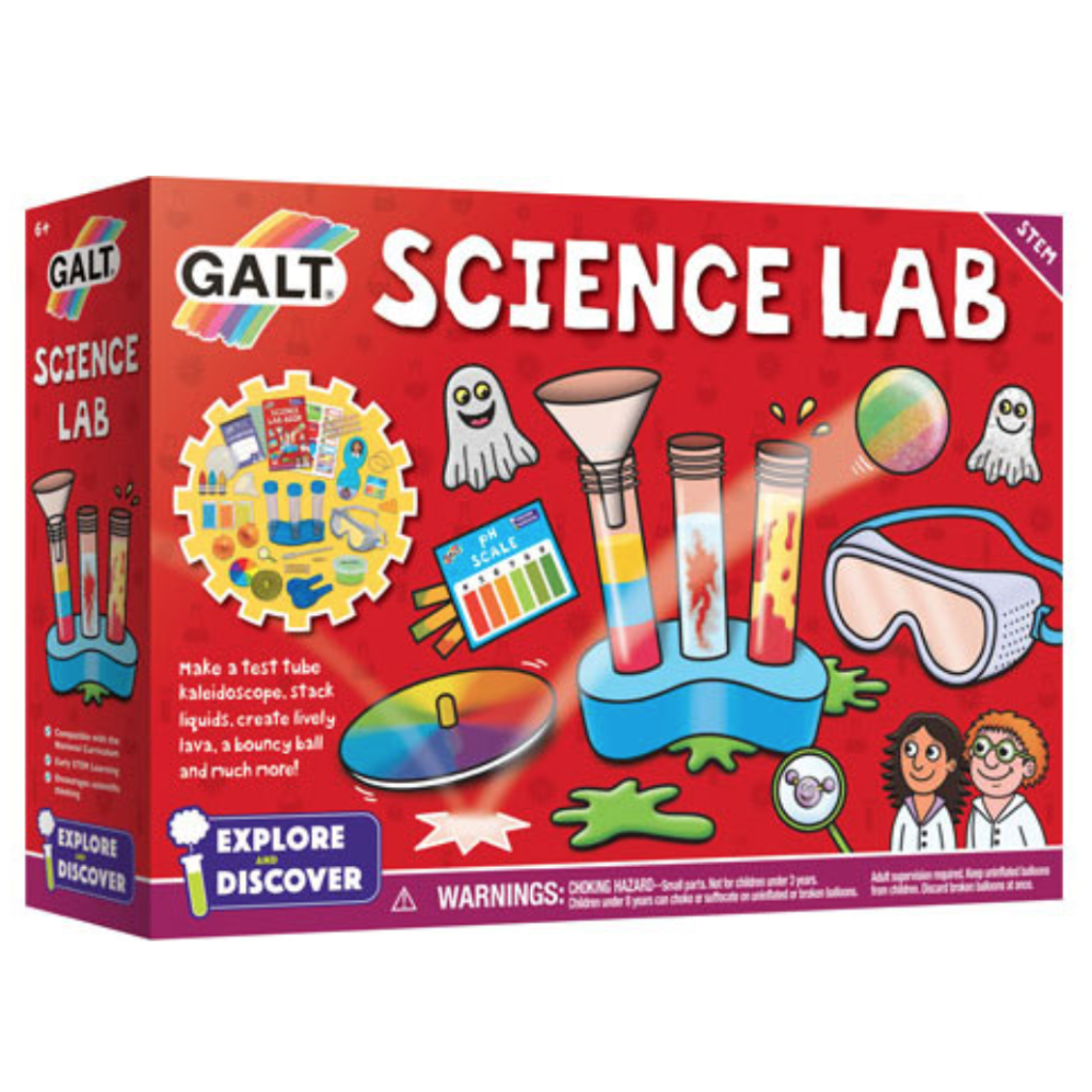 Galt Science Lab Kit STEM