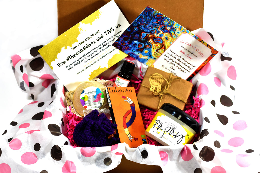 the CAN+DID Pamper Box - ON SALE