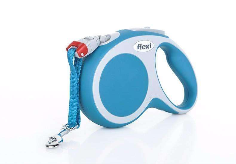 Flexi Vario Tape  Retractable Leash (5 Sizes) Leash - iplayfetch.com