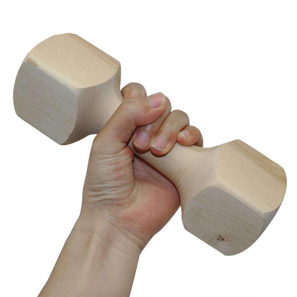 Wooden Bone Toy Toy - iplayfetch.com