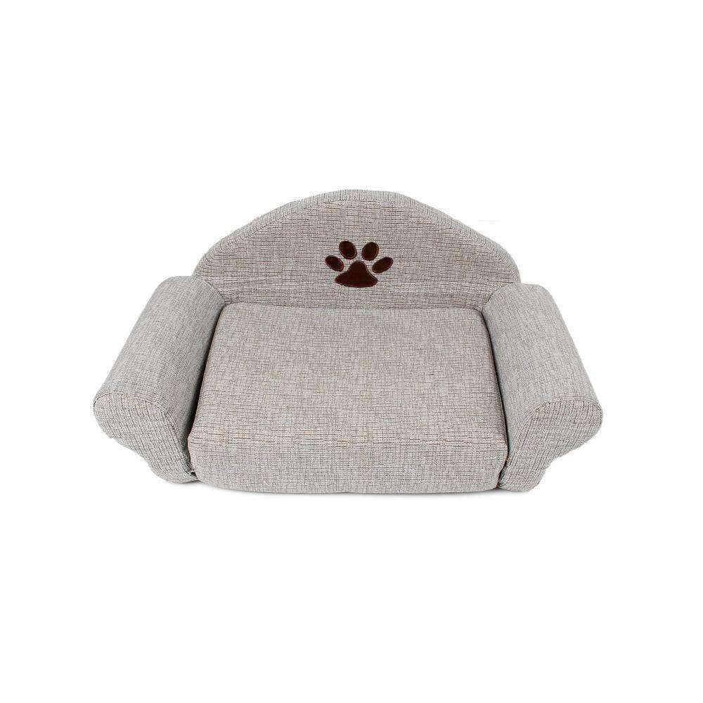 Miniature Fold-Out Doggy Sofa (Small Breeds) Bed - iplayfetch.com