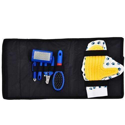 5-Piece Starter Dog Grooming Value Set Grooming - iplayfetch.com