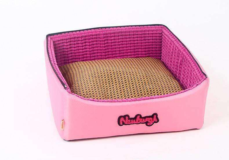 Princess Convertible Tent Dog Bed + Pillow + Cooling Mat (Small Breeds) Bed - iplayfetch.com