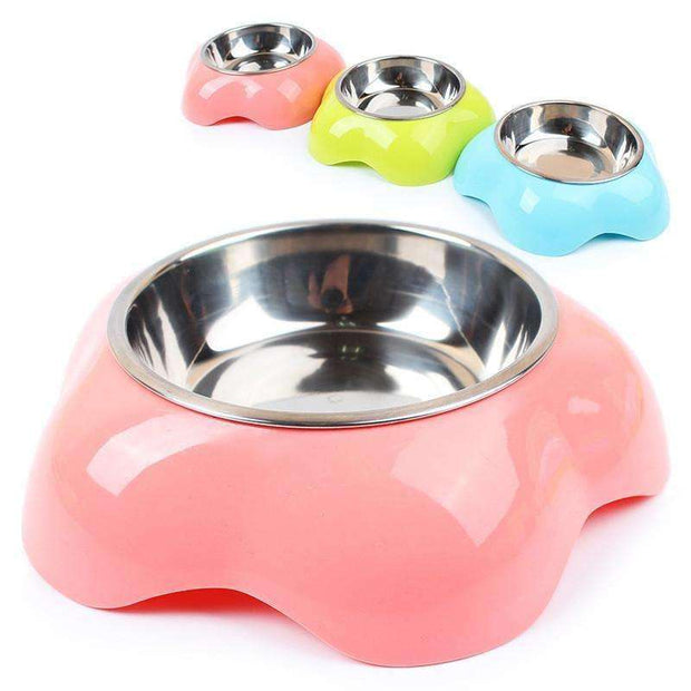 Super Cute Flower Design Dog Bowl Bowl - iplayfetch.com