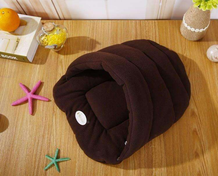 Warm Slipper Style Dog Bed (Small Breeds) Bed - iplayfetch.com