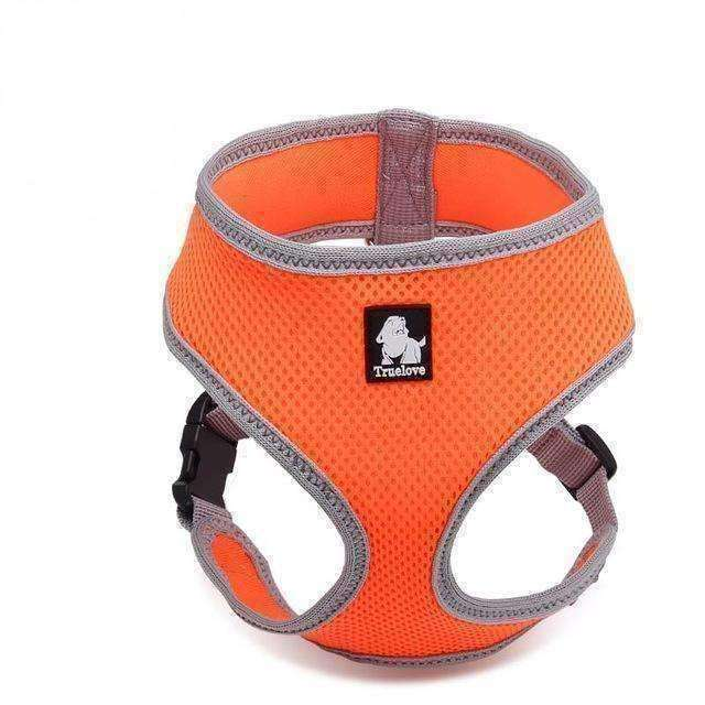 Premium Soft Mesh Harness (puppy & smaller breeds) Harness - iplayfetch.com