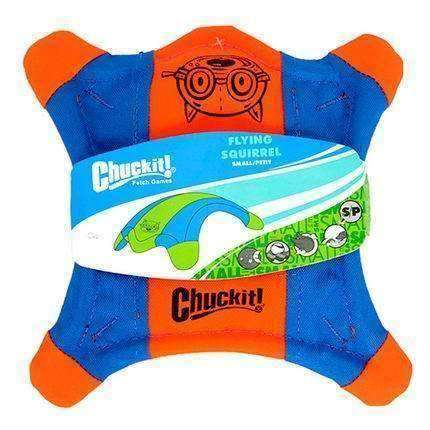 Chuckit Flying Squirrel (S/M) Toy - iplayfetch.com