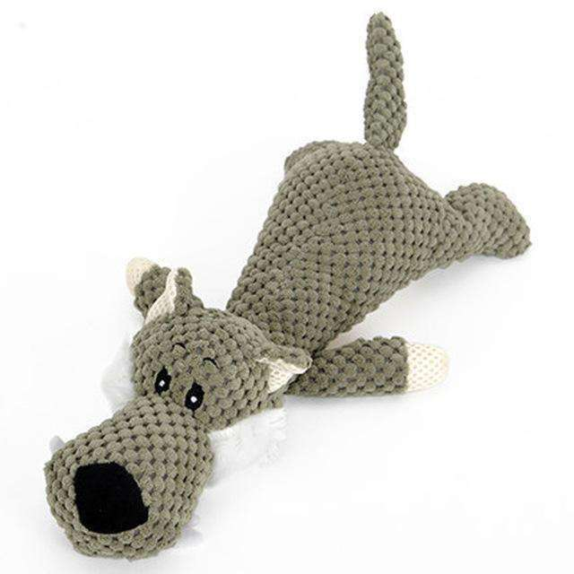 Belly Flop Animals Squeaker Dog Toy Toy - iplayfetch.com