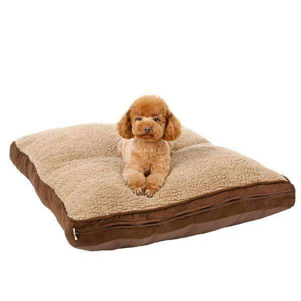 Ultra Warm Berber Fleece Bed (Small Breeds) Bed - iplayfetch.com
