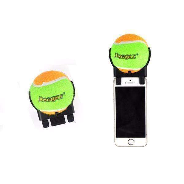 Dougez Dog Selfie Ball Phone Holder mobile phone - iplayfetch.com