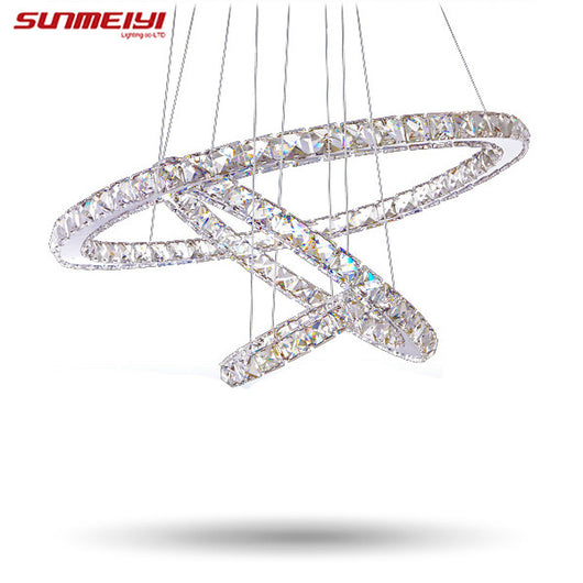 Unique Modern LED Crystal Chandelier Collection - [product_collection]