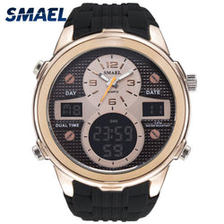 SMAEL Luxury Quartz Water Resistance Sports Watch - [product_collection]