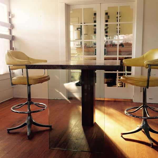Nelson Dining Table: Delivered