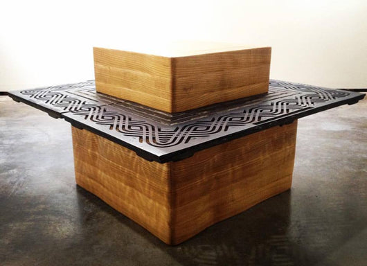 Ground Coffee Table
