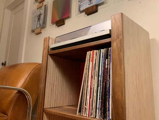 Record Player Tower