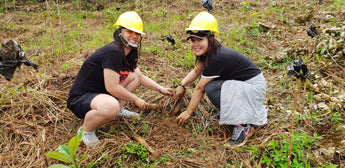 One FRUITful Change - Nagase Philippines CSR Tree Planting with FEED and Mondo Project