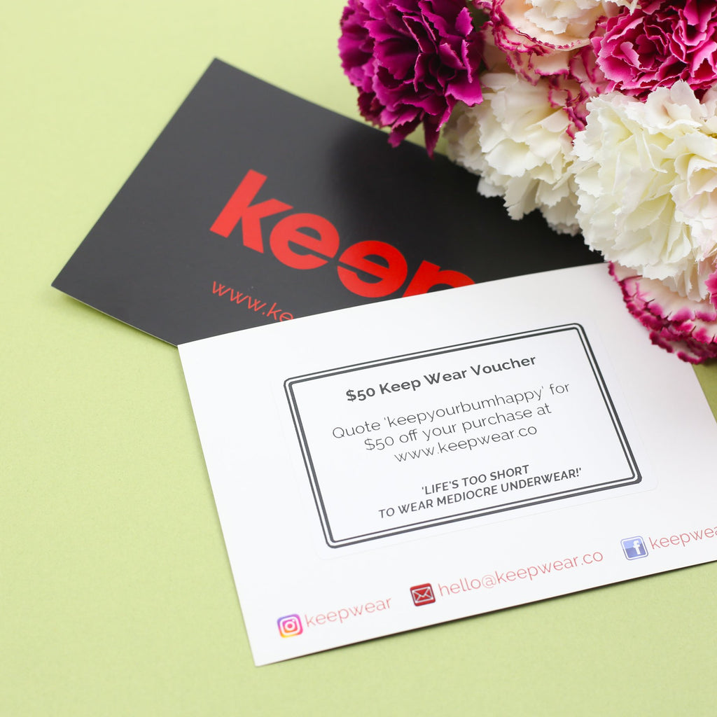 Keep Wear Gift Vouchers