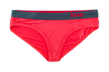 Women's Bikini Cut Underwear - Aurora Red