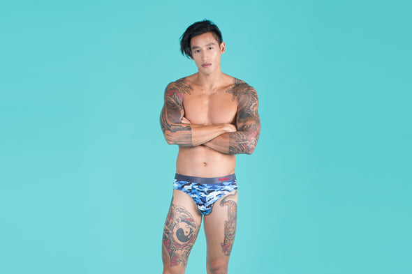 Camo On! Men's Brief