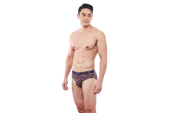 Traveller's Log Men's Brief