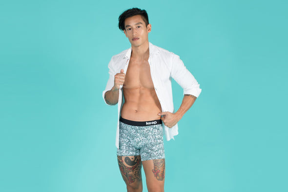 Dolla Dolla Bills Y'all! Men's Boxer Brief (Ag+)