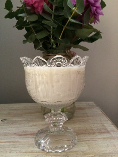 Deep Scalloped Goblet