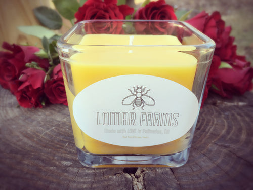 New Product Wild Mountain Honey Scented (12oz) Candle