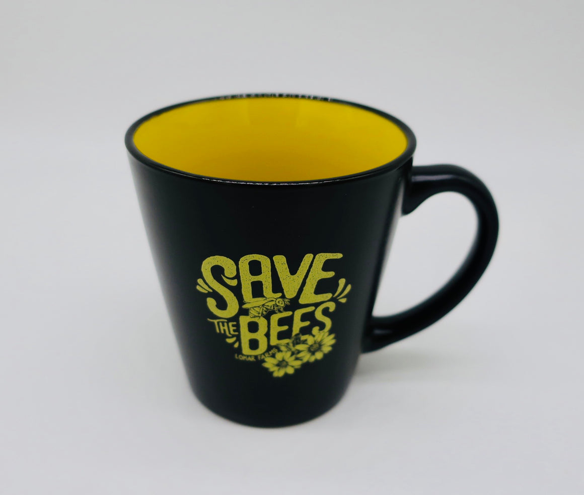 New Save The Bees Mug