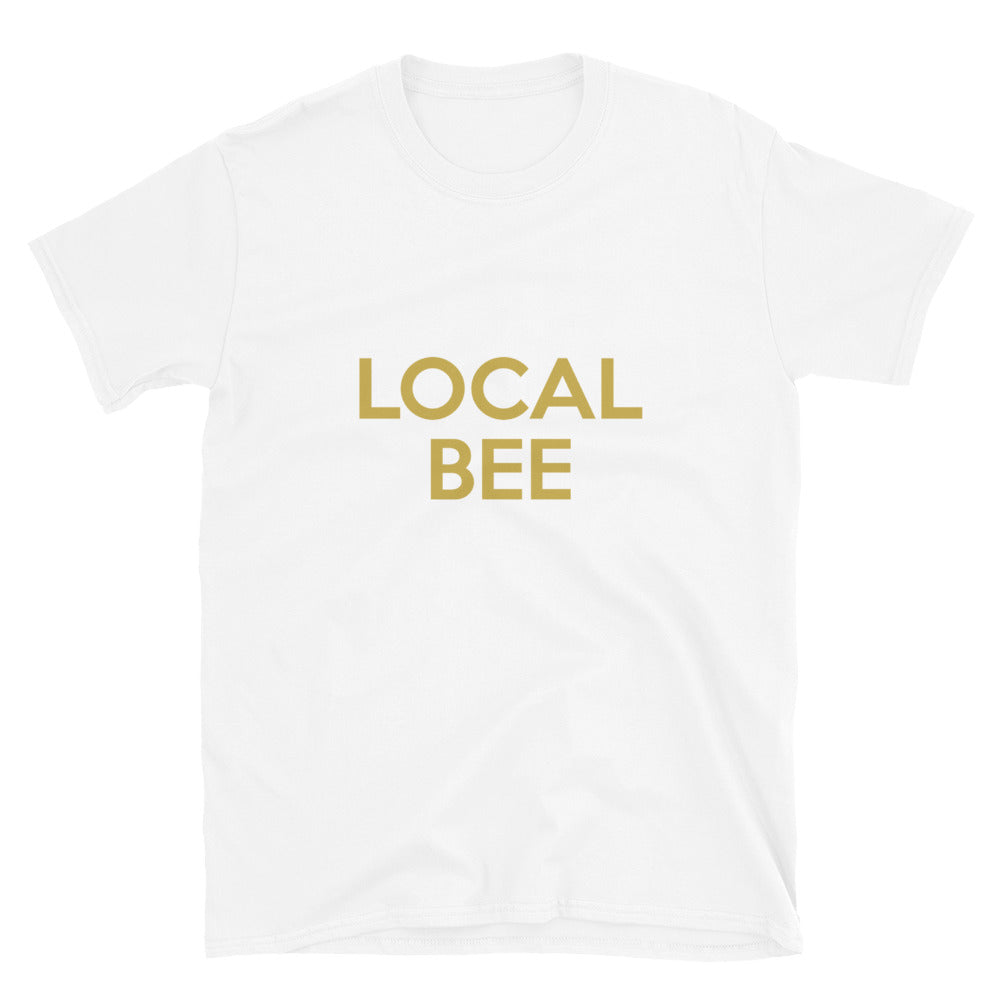 Local Bee Short-Sleeve Unisex T-Shirt