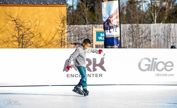Premium Quality Budget-Friendly Semi New Synthetic Ice Rinks by Glice®