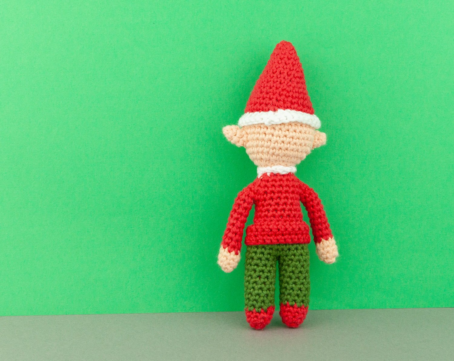 Mr Elf toy