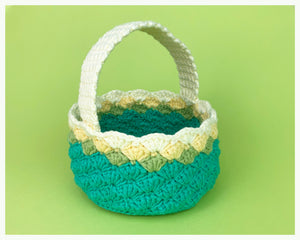 Easter Basket pattern