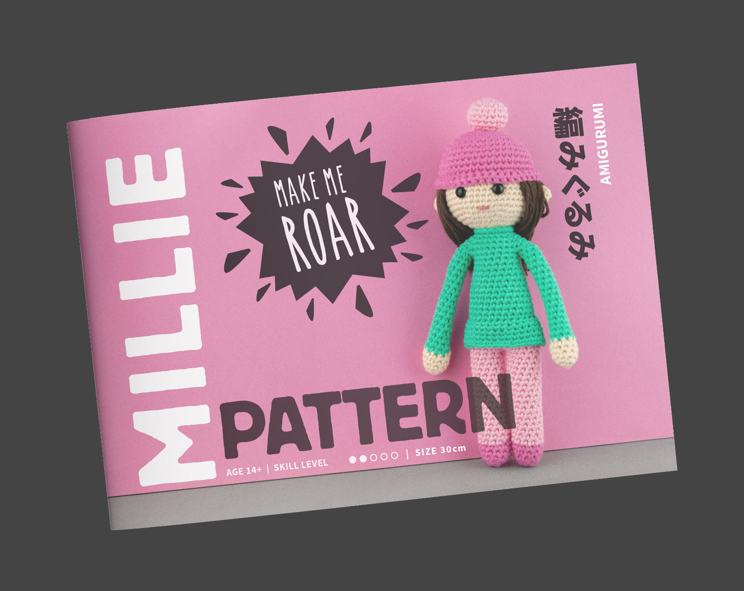 Millie Doll Crochet Kit