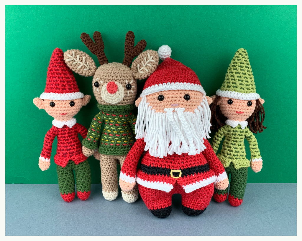 Christmas pattern pack