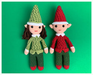Holly & Robin Elf