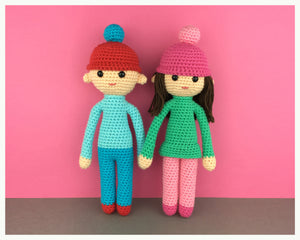 FREE Billy & Millie doll
