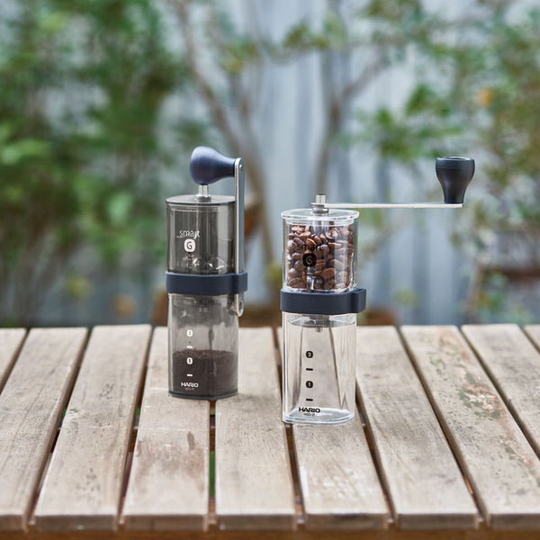 Coffee Mill Smart G - Shot